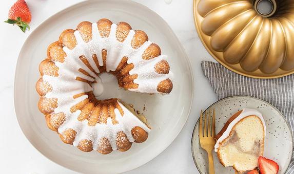 Een must have voor elke bakker: Nordic Ware bakvormen!