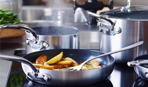 Gezond koken doe je met Greenpan