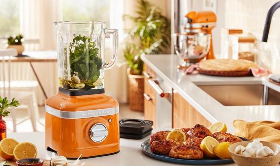 """De Nieuwe KitchenAid Kleur van het jaar, """"Honey"""""""