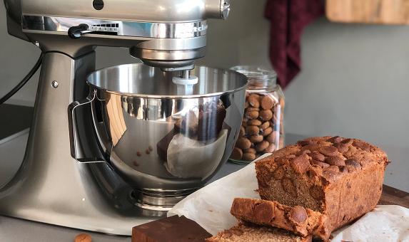 Sinterklaas recept: Kruidnoten cake