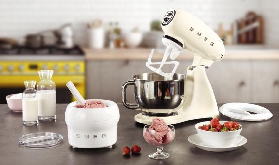 De limited edition SMEG keukenmachine