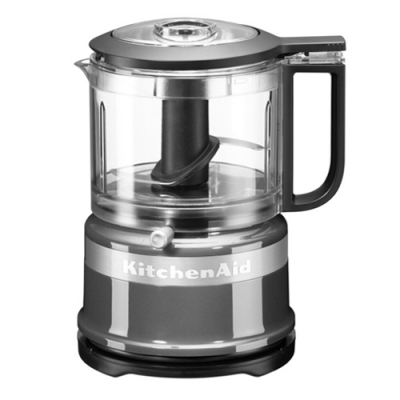 Kitchenaid Mini Foodprocessor Contour Zilver 5KFC3516ECU