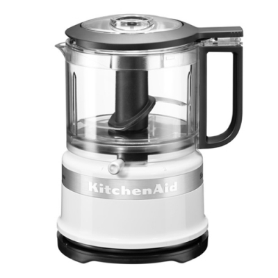 Kitchenaid Classic Mini Foodprocessor Wit 5KFC3516EWH