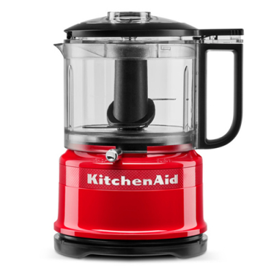 Kitchenaid Queen of Hearts Mini Foodprocessor 5KFC3516HESD