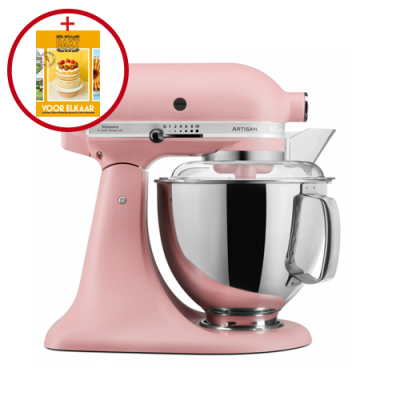 KitchenAid Artisan Keukenmixer 4,8 L Dried Rose 5KSM175PSEDR