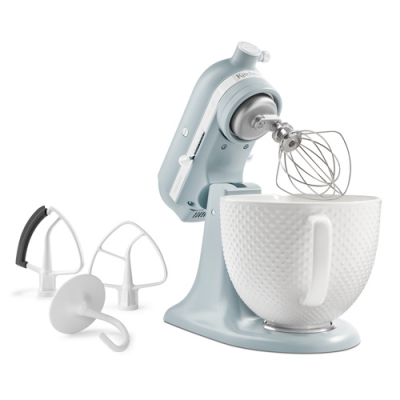 KitchenAid Jubileum model -Artisan Keukenmixer 4,8 L Misty Blue 5KSM180RCEMB