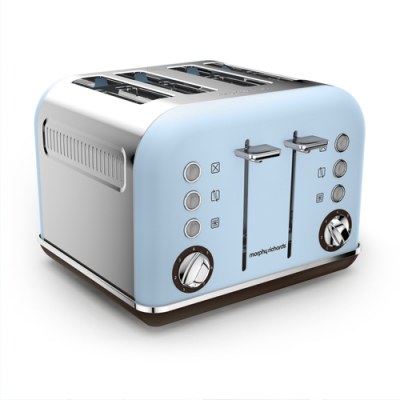 Morphy Richards Broodrooster Accents Azuurblauw 242100EE