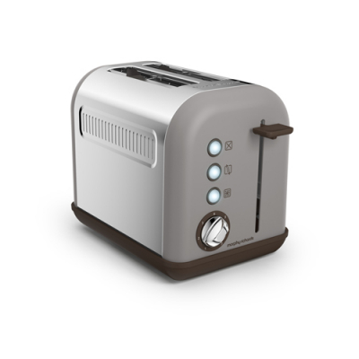 Morphy Richards Broodrooster Accents Taupe 222005EE
