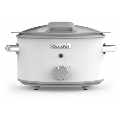 Crock-Pot Duraceramic Sauté Slowcooker Wit 5L CR038