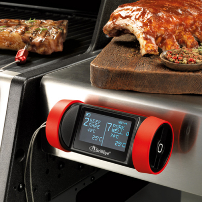 Grilleye Pro+ Wifi Thermometer