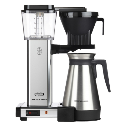 Moccamaster KBGT 741 Thermo RVS