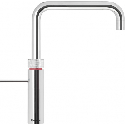 Quooker PRO3 Fusion Square 3-in-1 kraan Chroom 3FSCHR