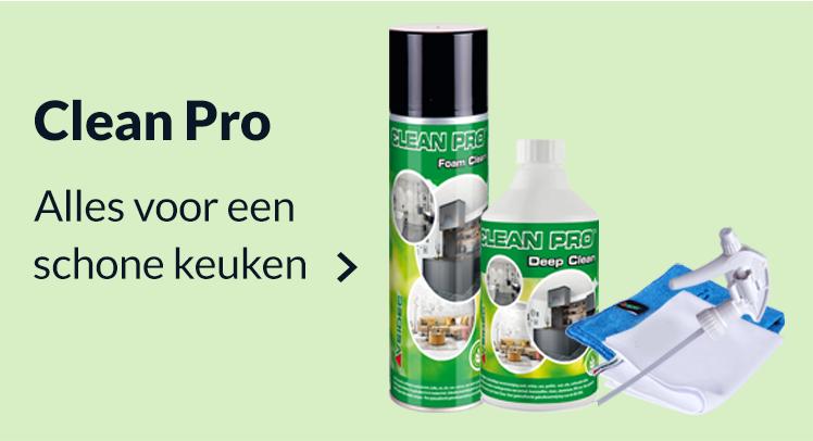 Nieuw Clean Pro