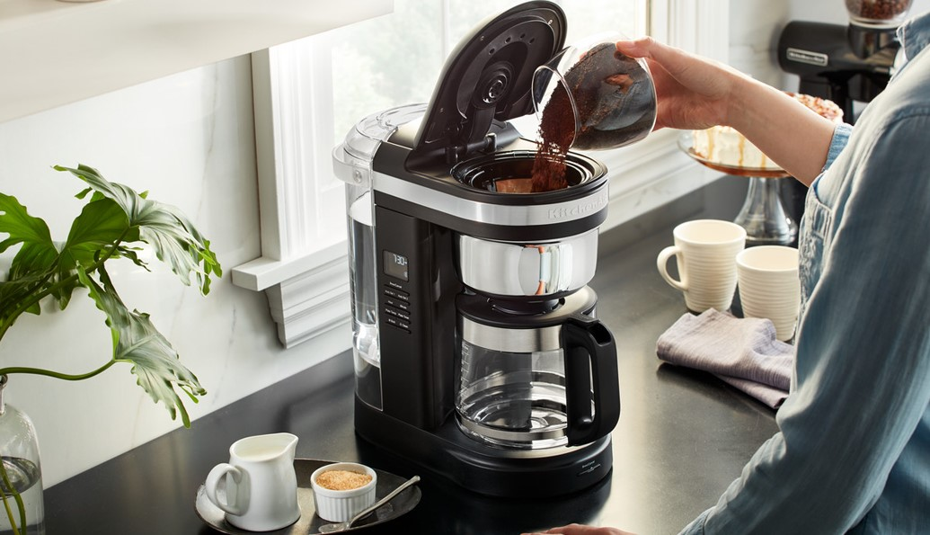 KitchenAid koffie